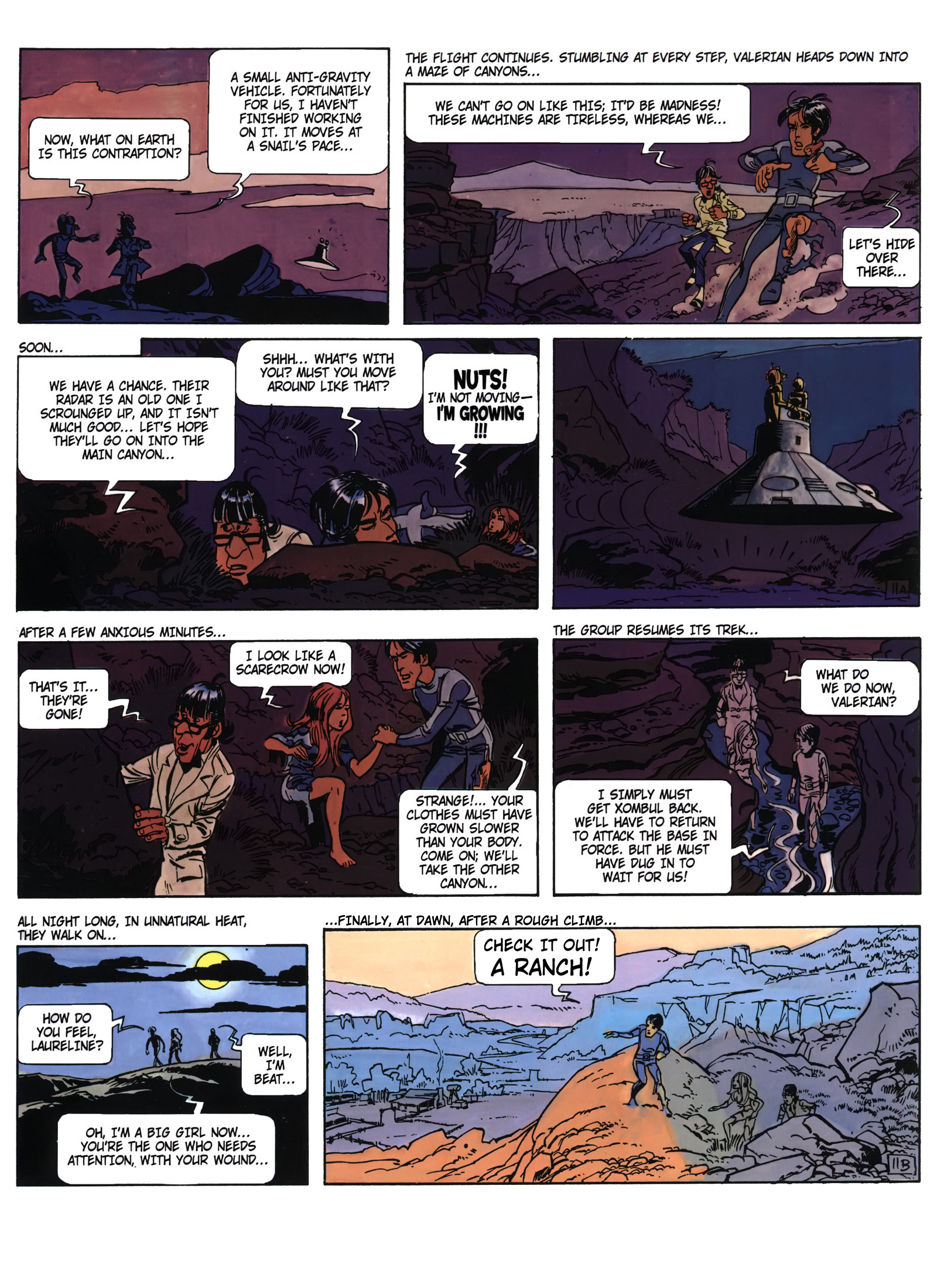 Valerian and Laureline #1 #23 - English 38