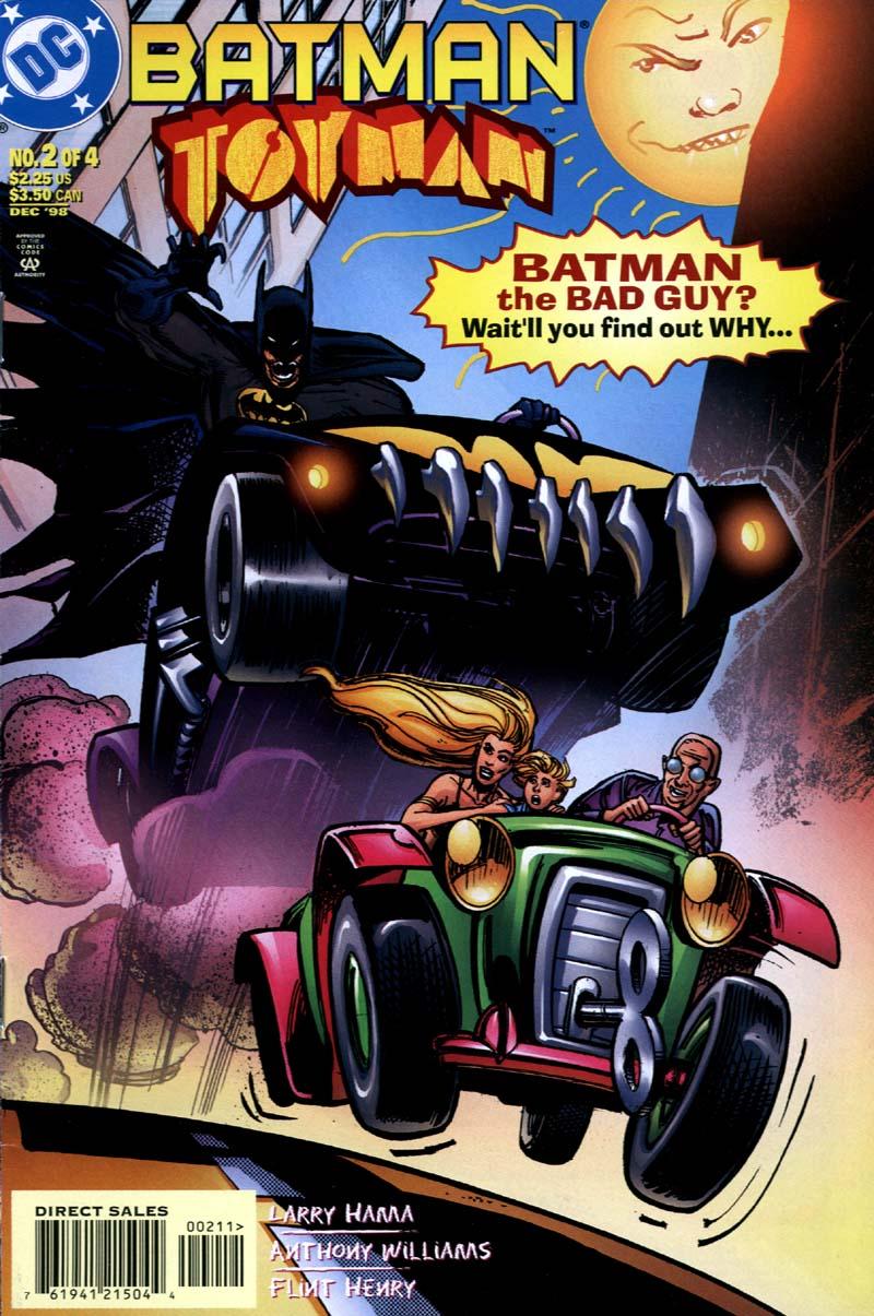 Batman: Toyman 2 Page 1