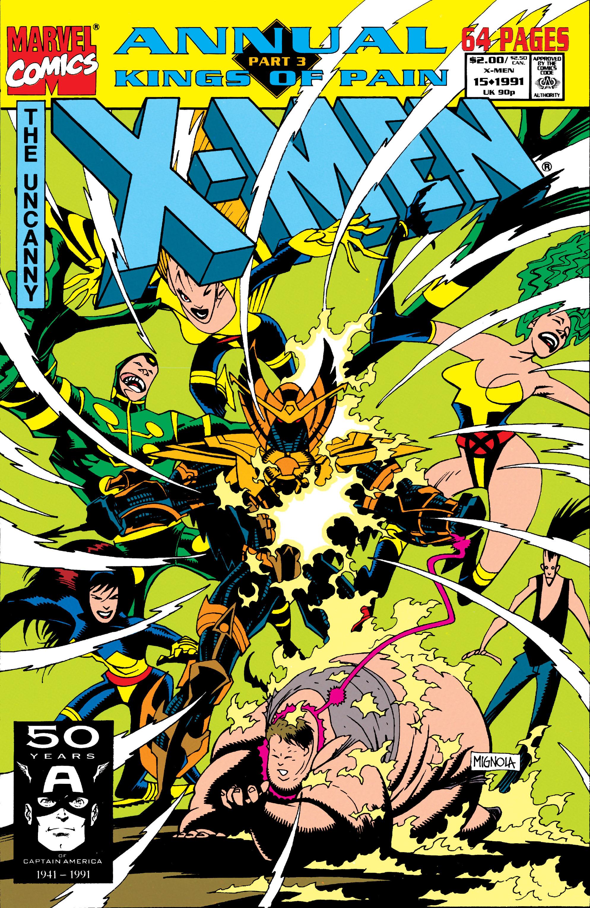 Uncanny X-Men (1963) _Annual_15 Page 1