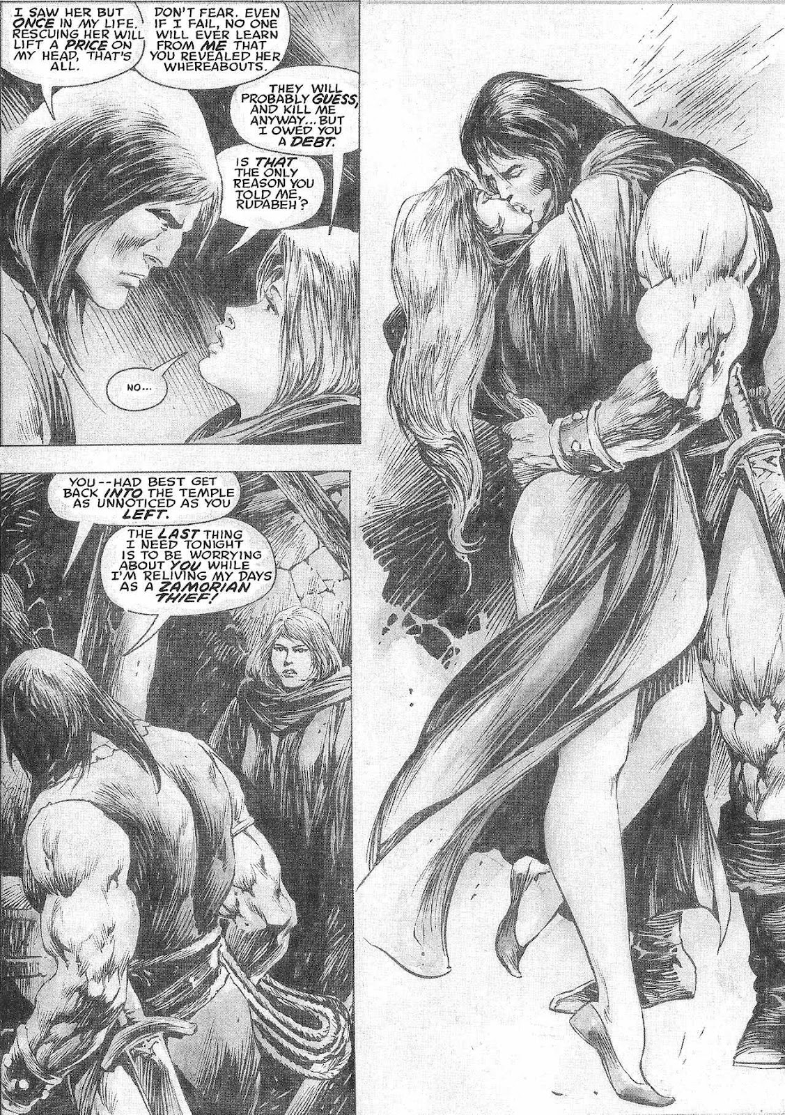 The Savage Sword Of Conan Issue #209 #210 - English 28