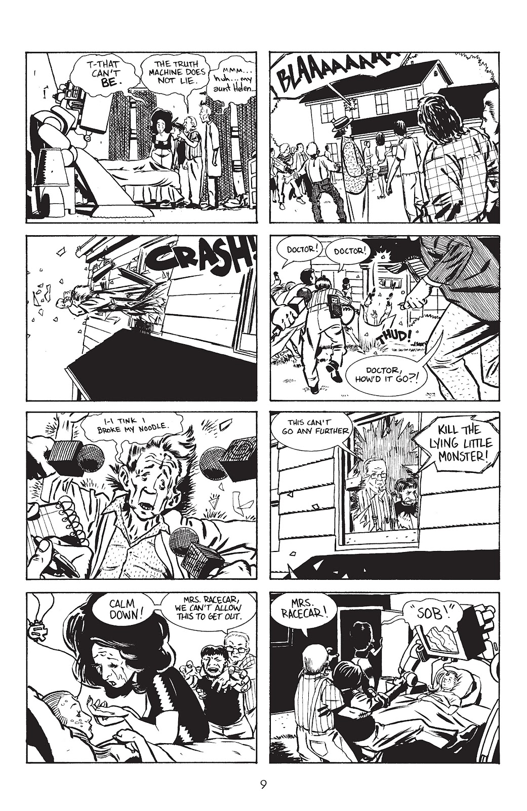 Stray Bullets Issue #6 #6 - English 11