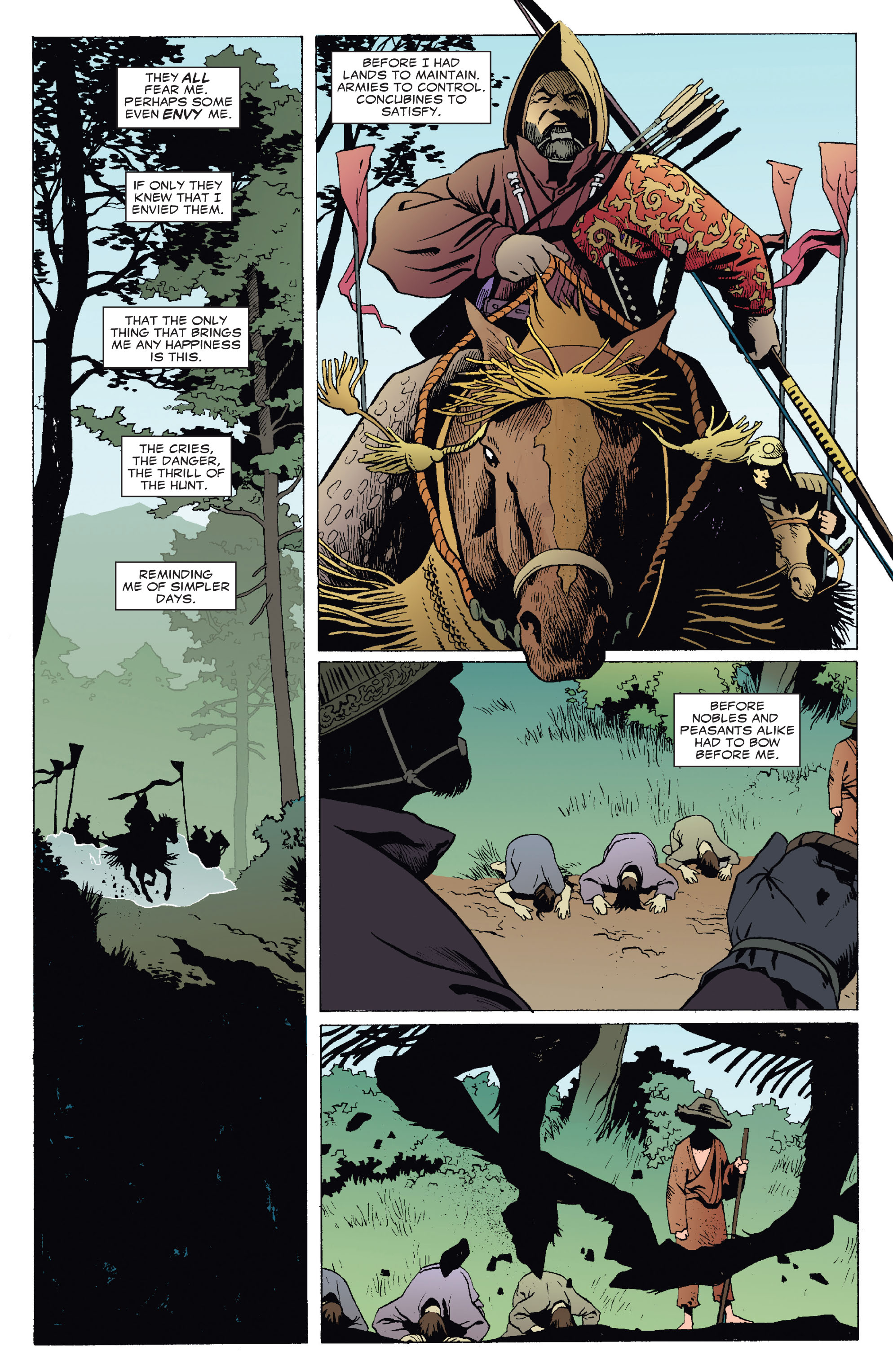 5 Ronin (2011) 5 Page 3