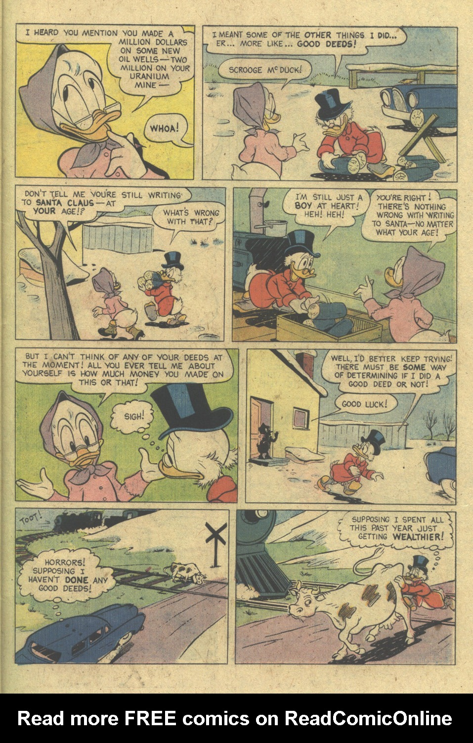 Uncle Scrooge (1953) Issue #137 #137 - English 27