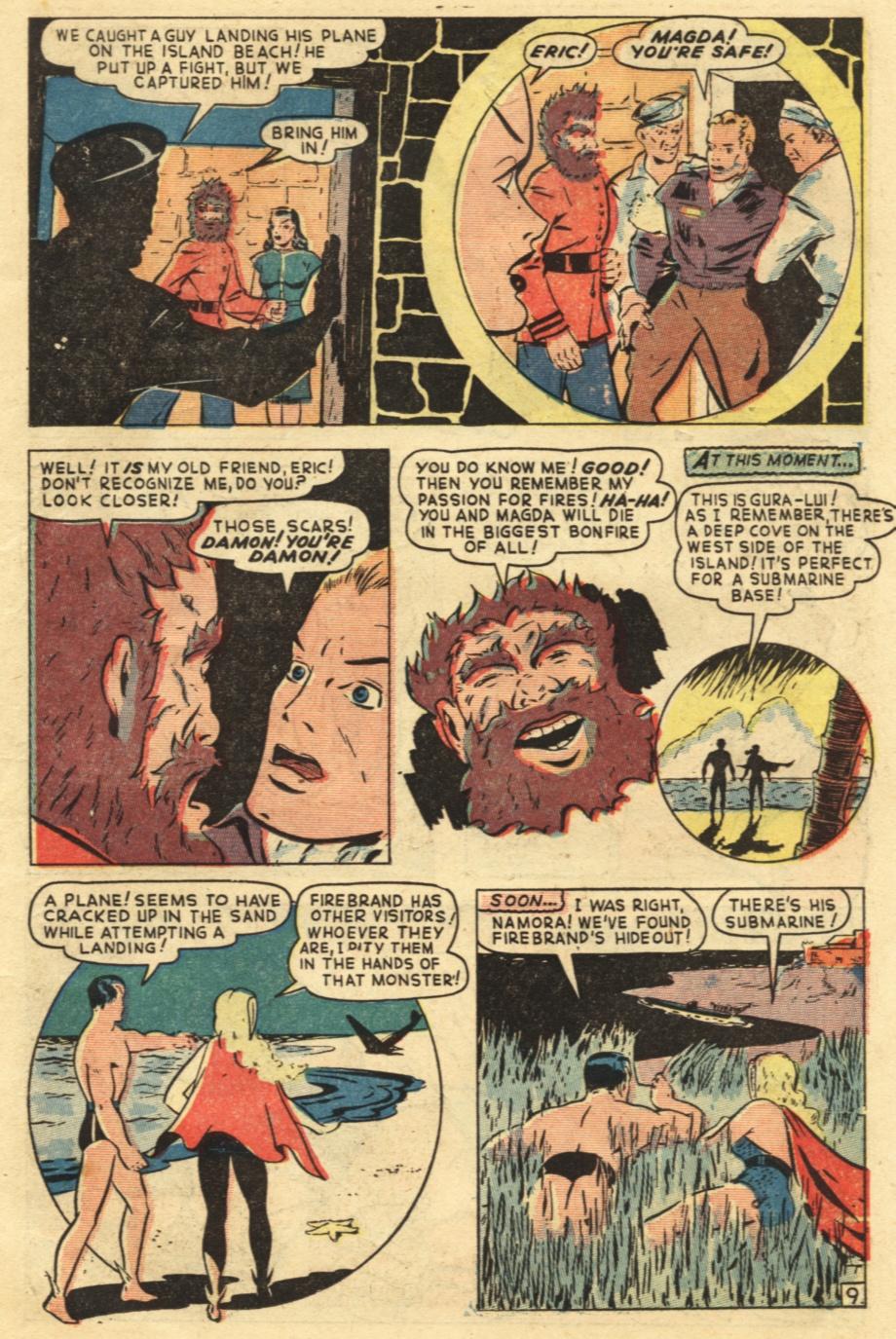 Sub-Mariner Comics #25 #25 - English 11