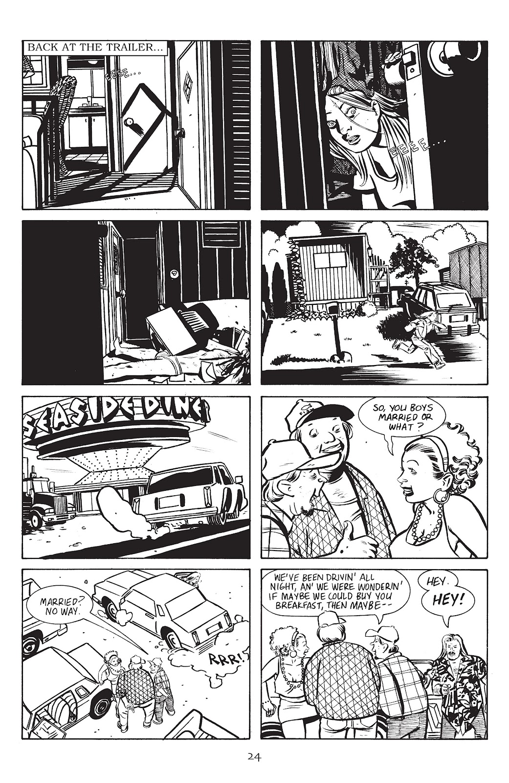 Stray Bullets Issue #14 #14 - English 26
