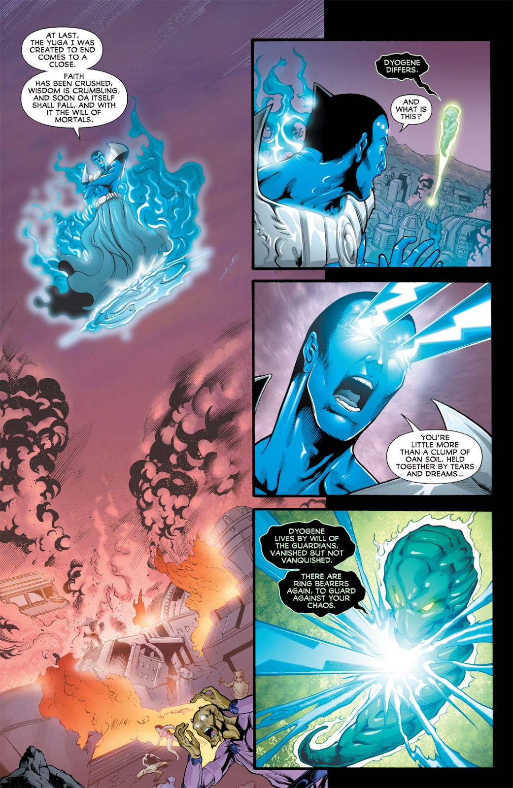 Legion of Super-Heroes (2010) Issue #16 #17 - English 7