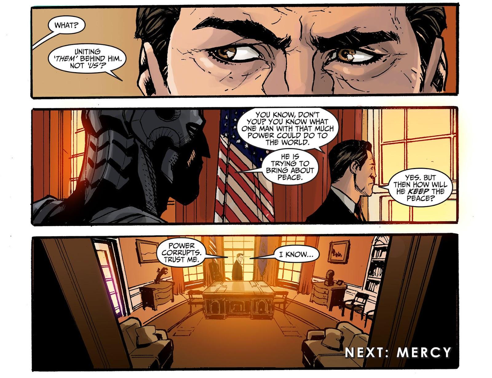 Injustice: Gods Among Us [I] Issue #8 #9 - English 22