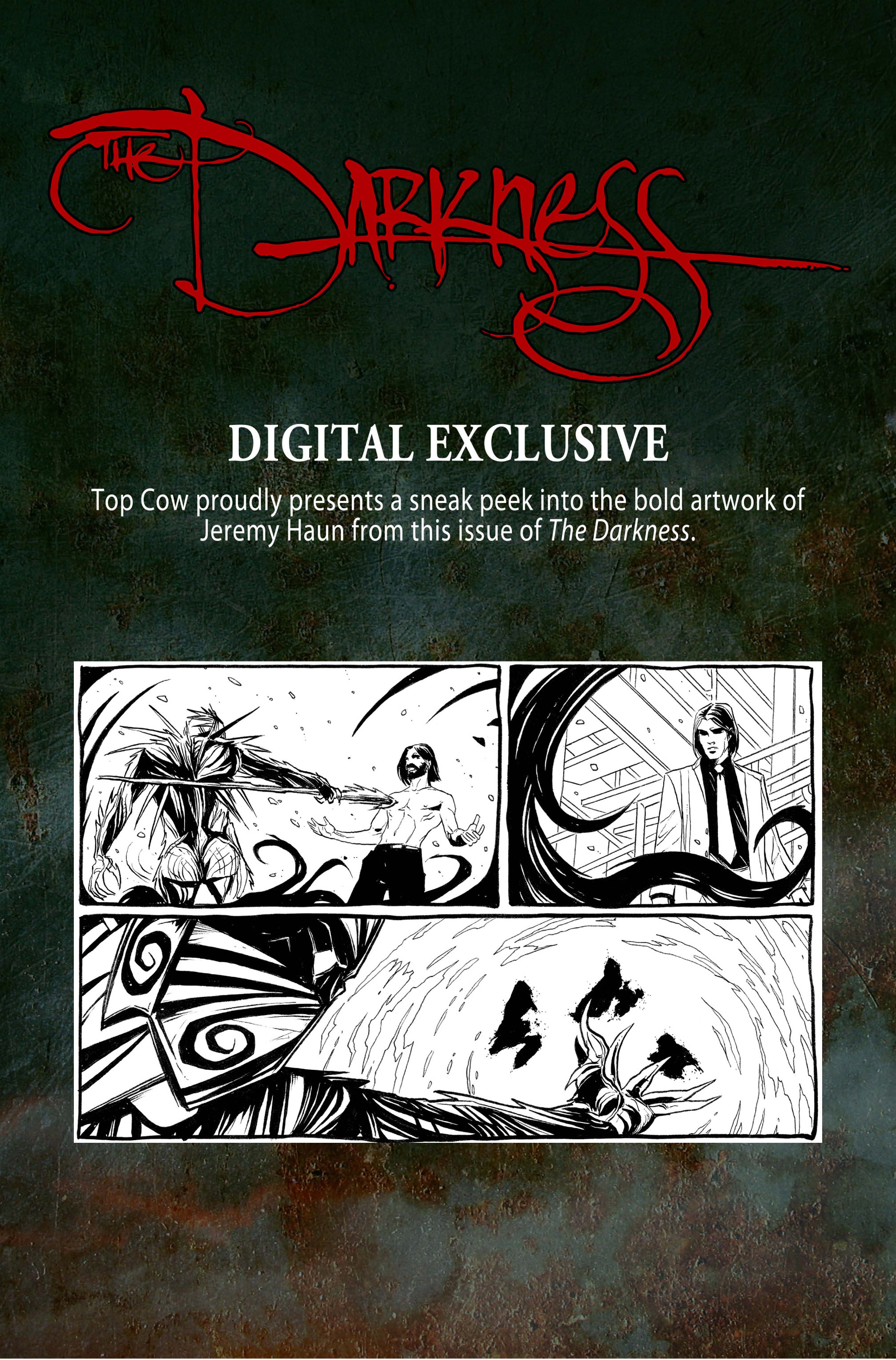 Read online The Darkness (2007) comic -  Issue #115 - 32