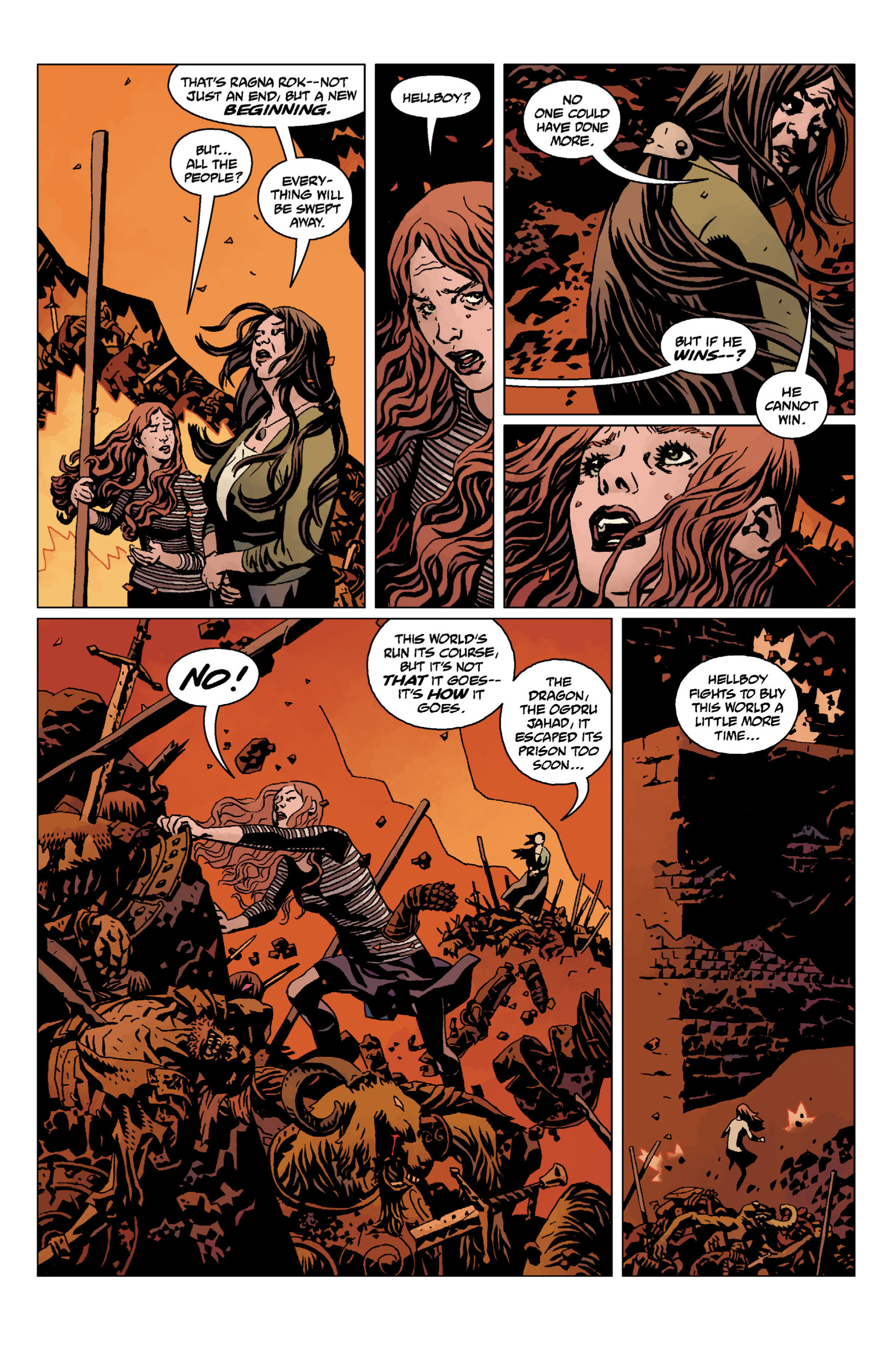 Hellboy chap 12 pic 148