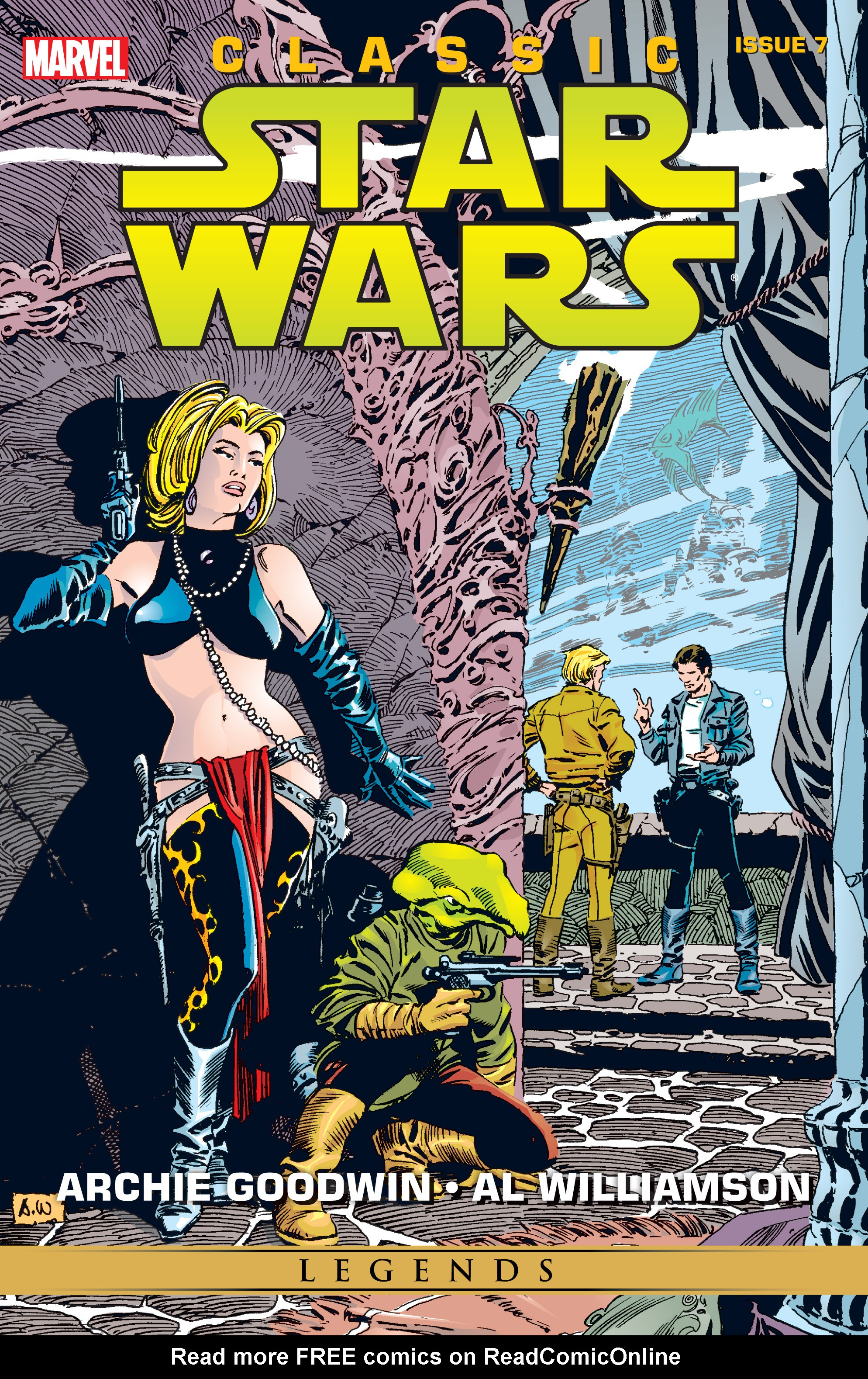 Classic Star Wars #7 #7 - English 1