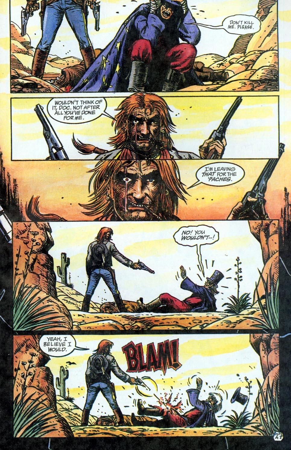 Jonah Hex: Two-Gun Mojo Issue #5 #5 - English 29