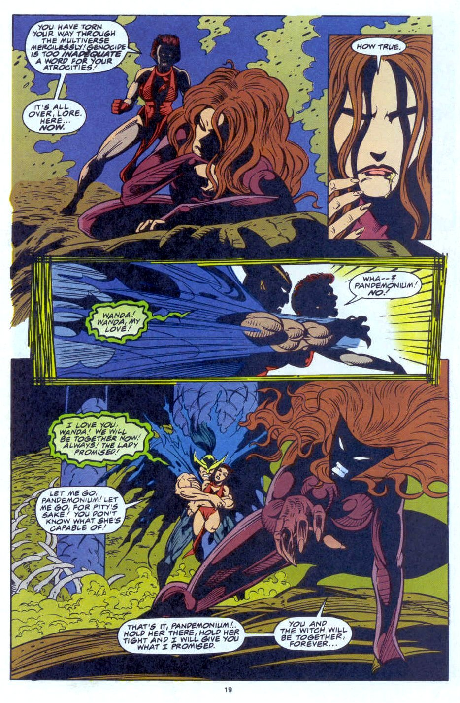 Scarlet Witch (1994) Issue #4 #4 - English 17