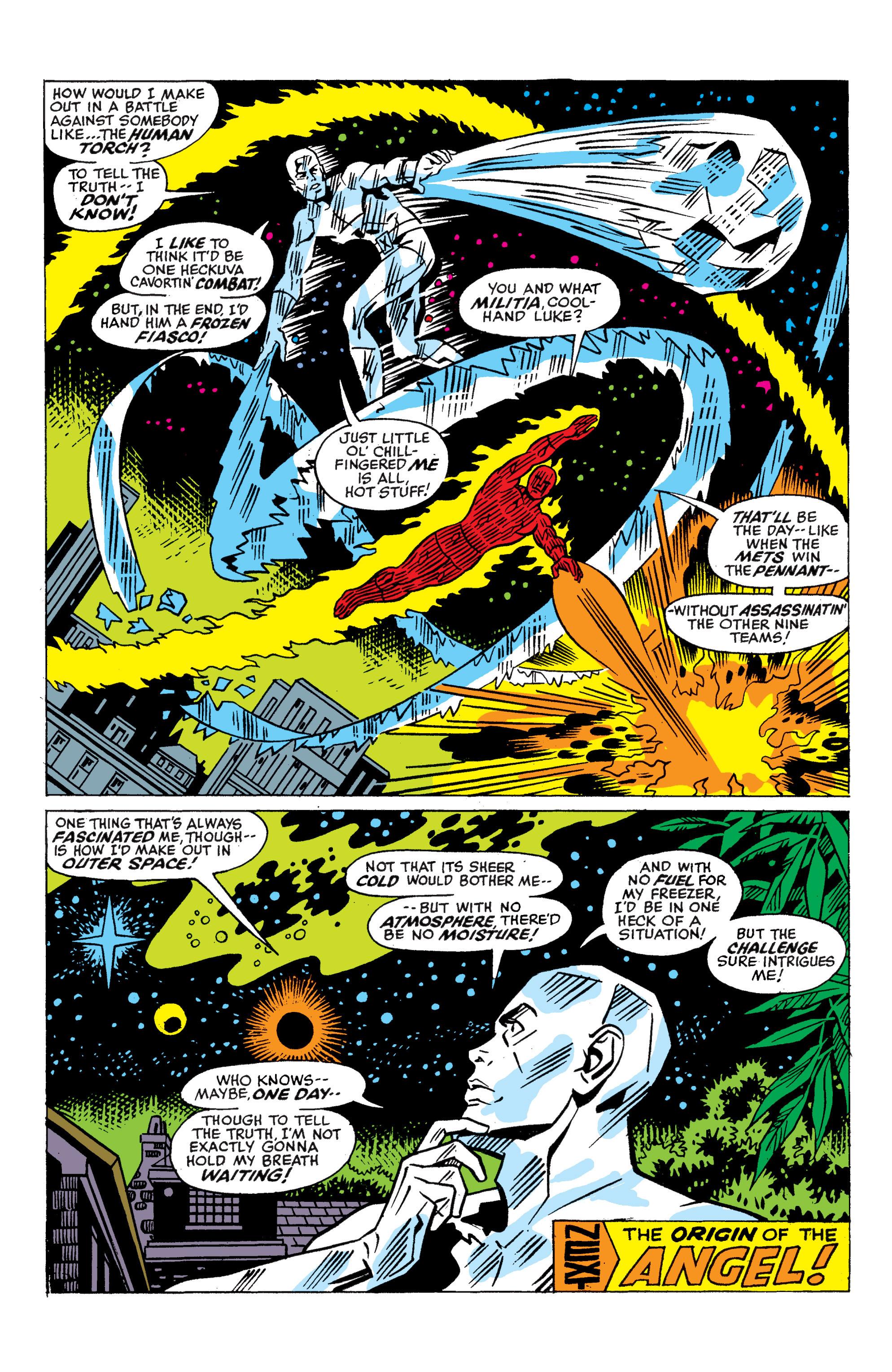 Uncanny X-Men (1963) 47 Page 20