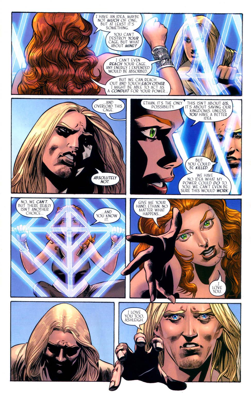 Read online Scion comic -  Issue #33 - 11
