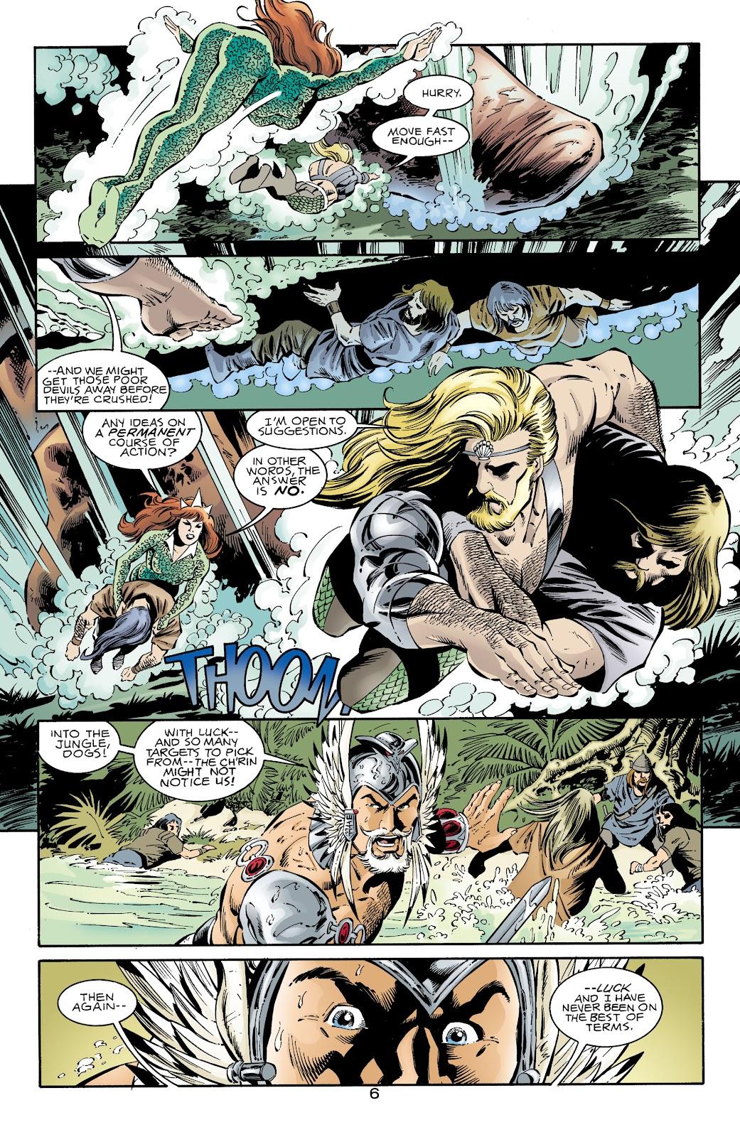 Aquaman (1994) Issue #72 #78 - English 6