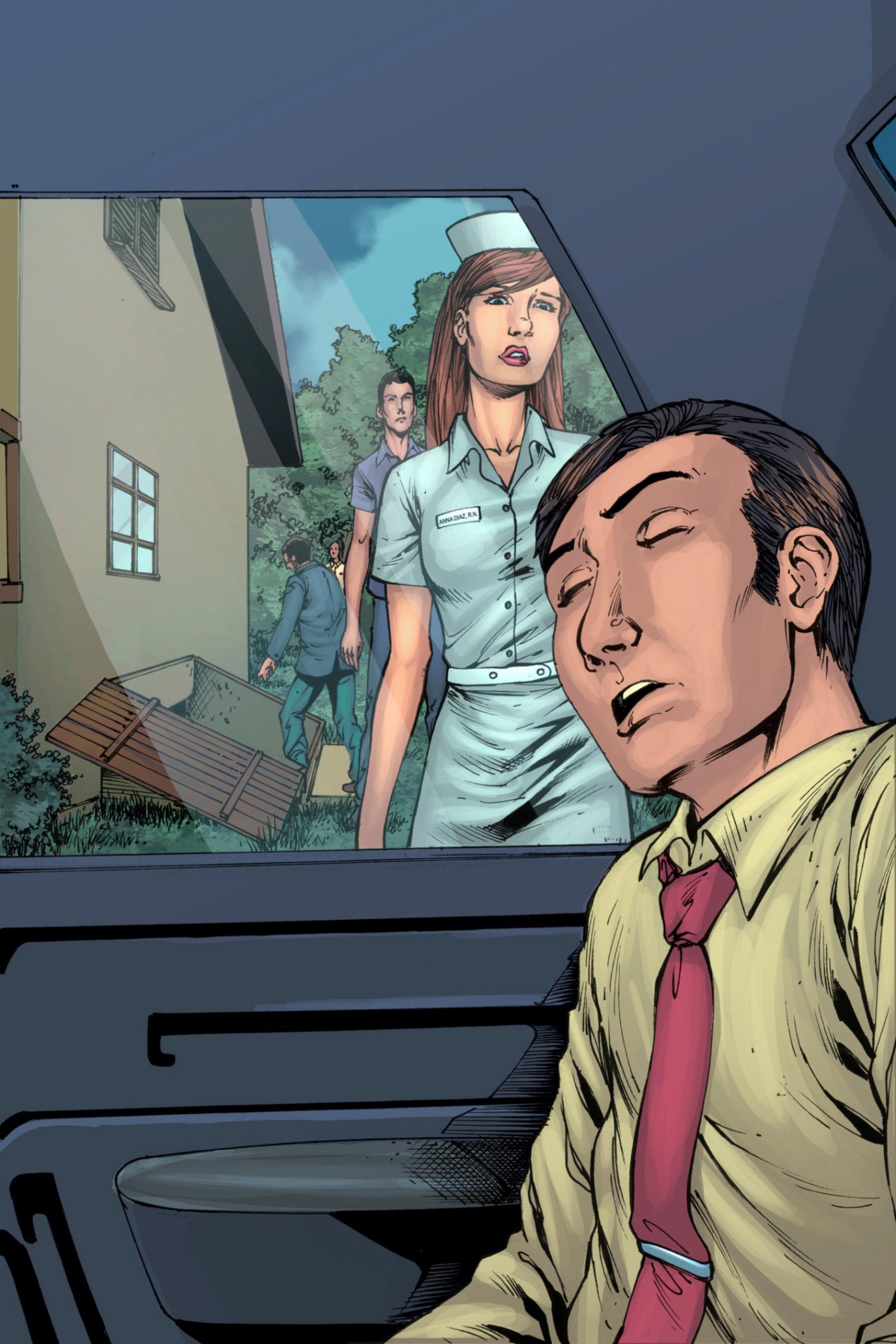 Read online Z-Men comic -  Issue #3 - 95