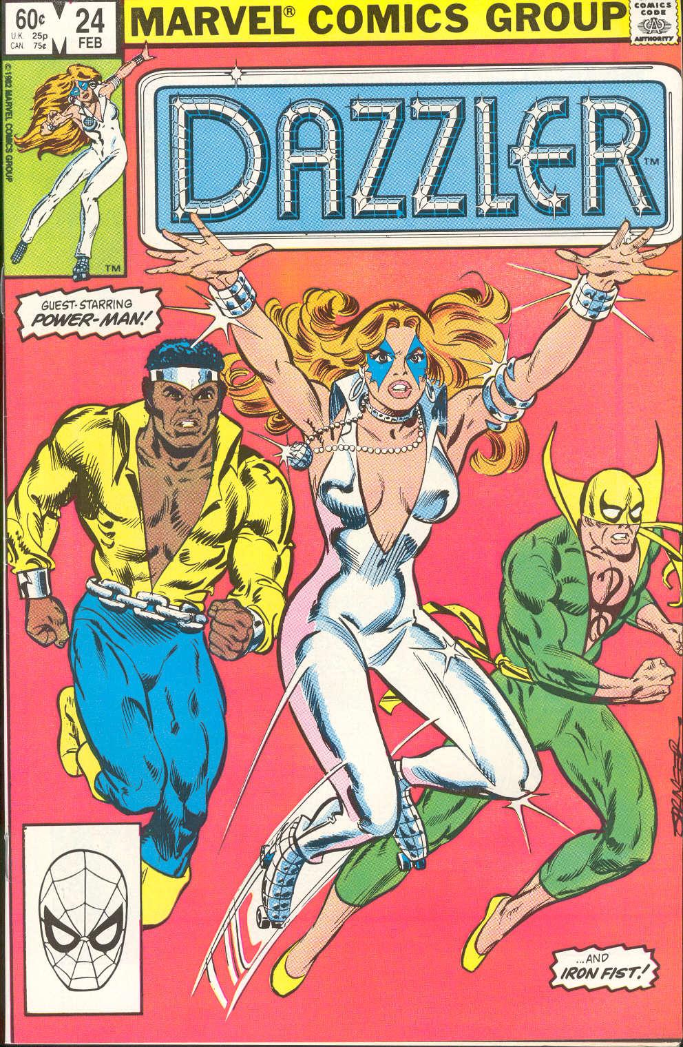 Dazzler (1981) 24 Page 1