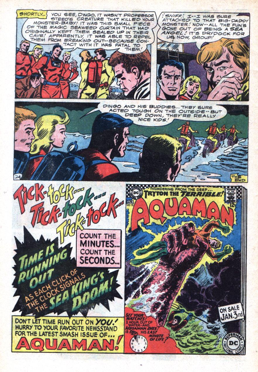 Read online Sea Devils comic -  Issue #34 - 33