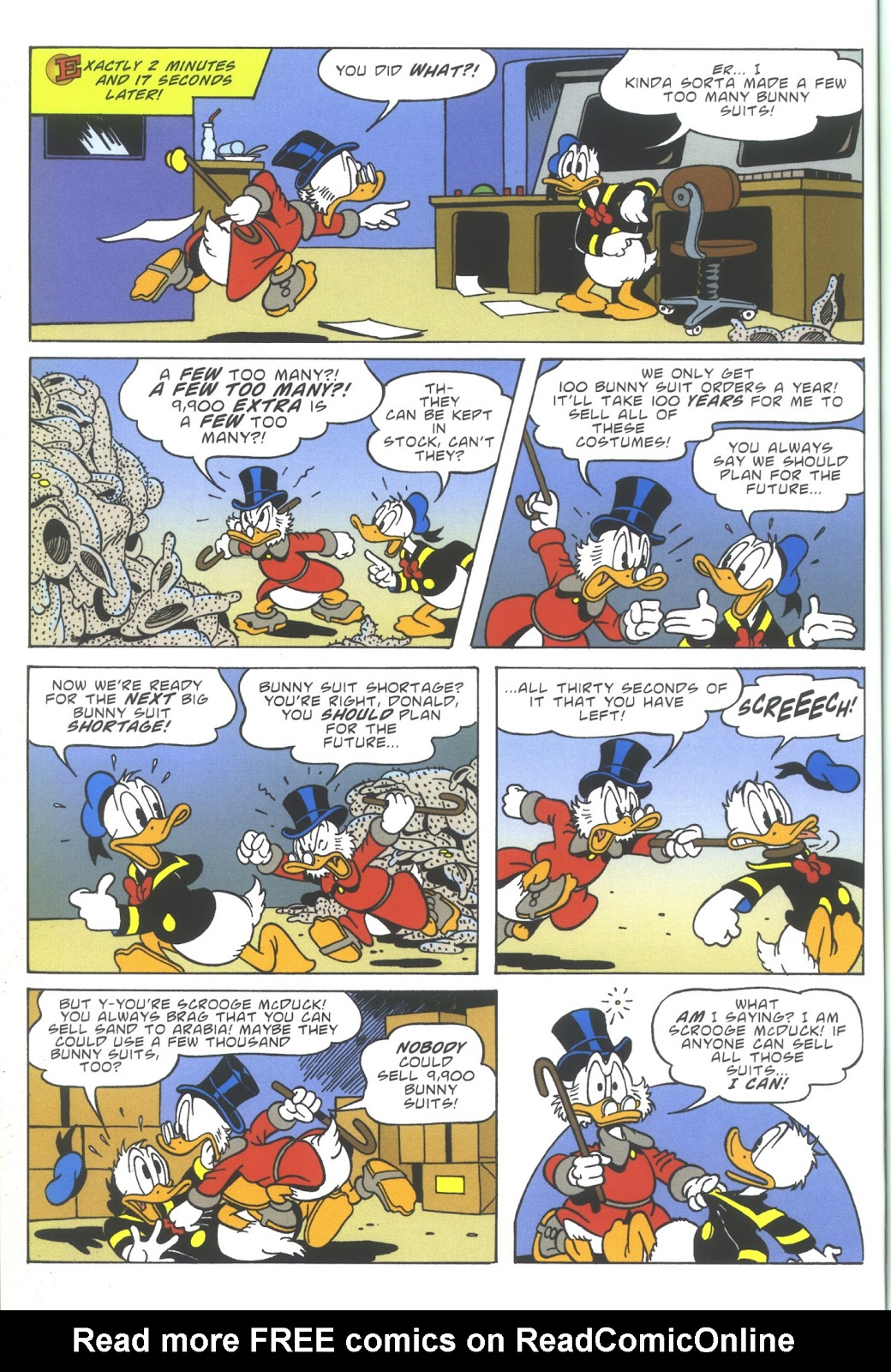 Uncle Scrooge (1953) Issue #352 #352 - English 58