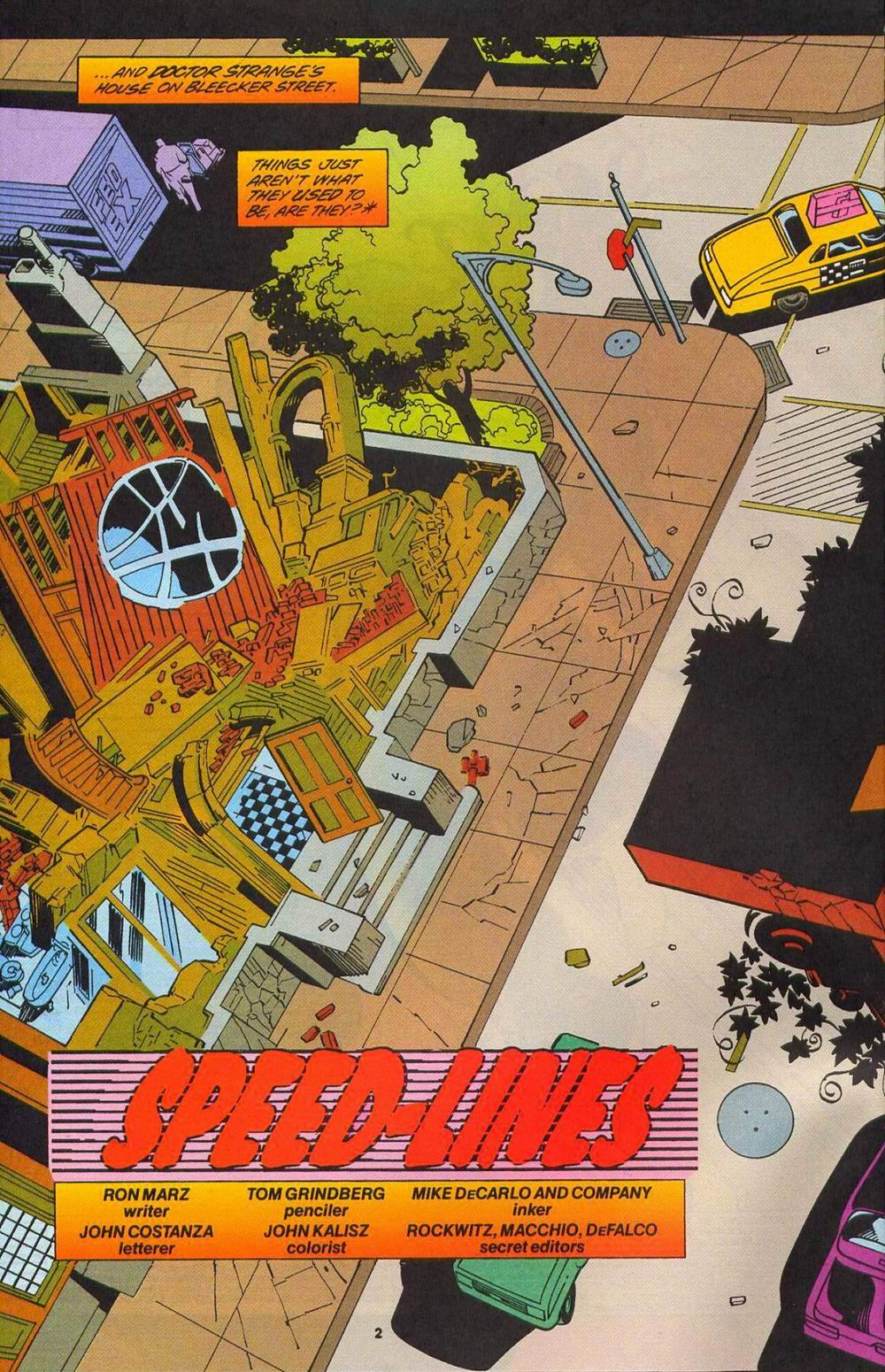 Read online Secret Defenders comic -  Issue #11 - 3