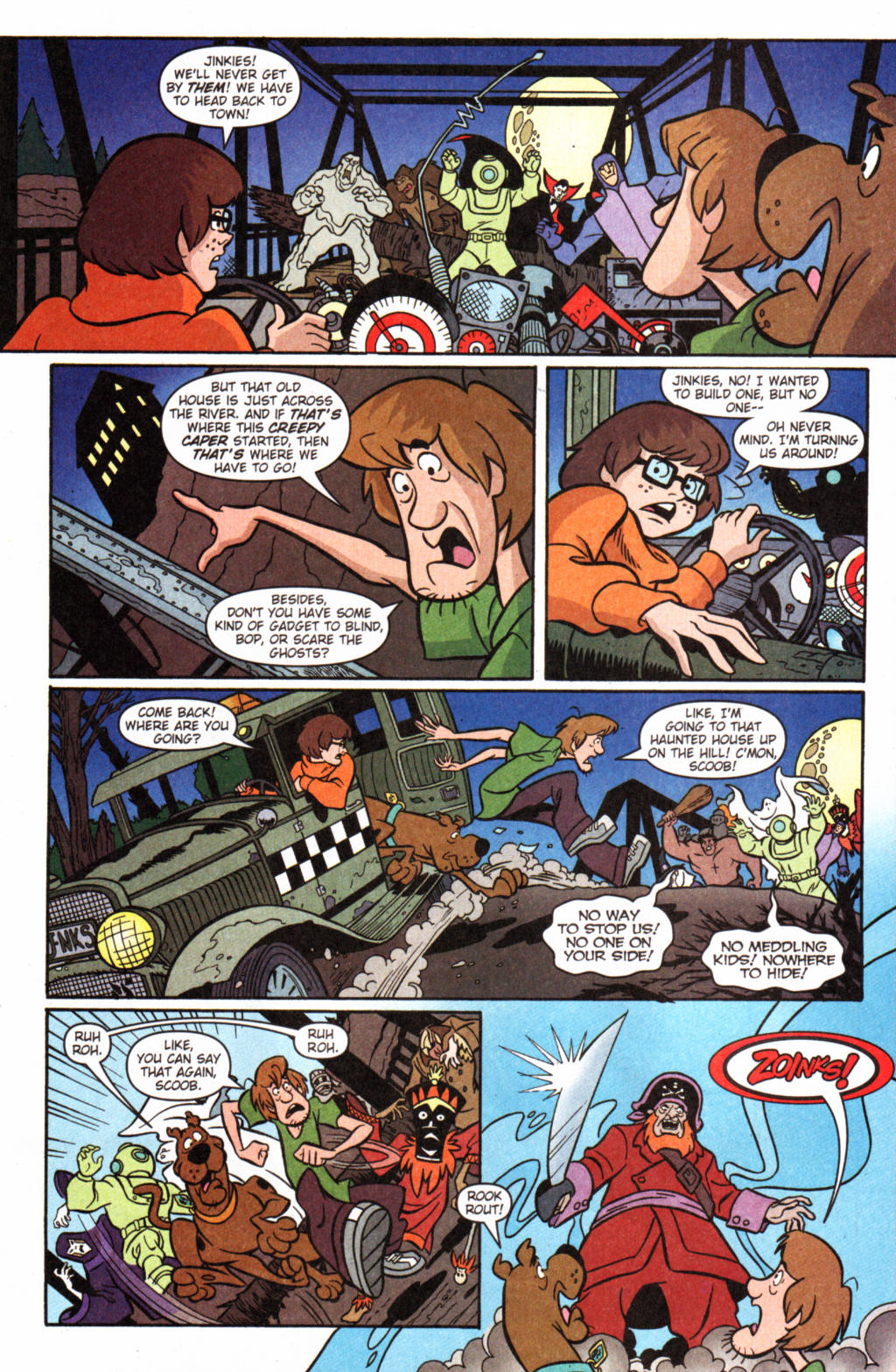Read online Scooby-Doo (1997) comic -  Issue #115 - 9