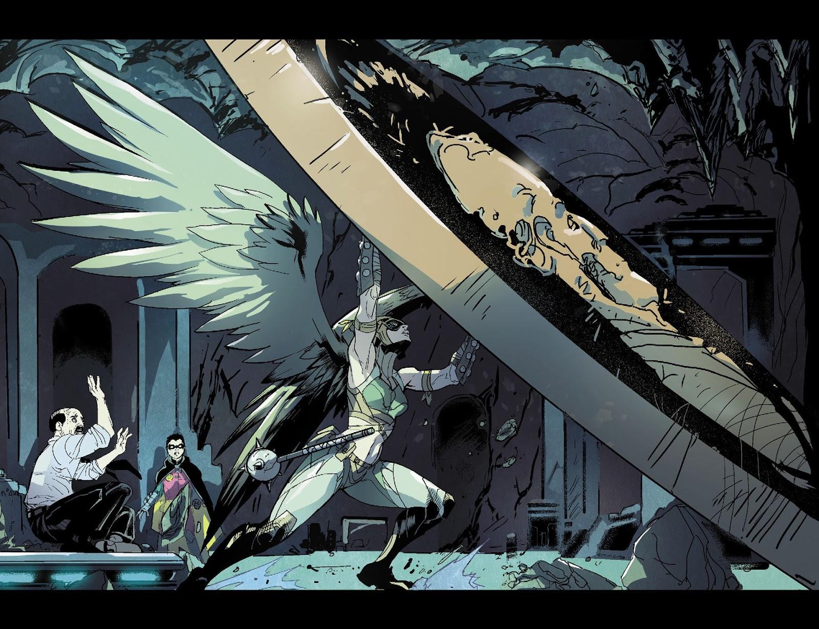 Injustice: Gods Among Us [I] Issue #27 #28 - English 17