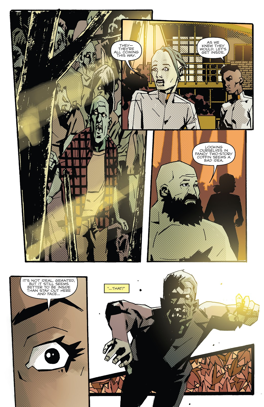 Zombies vs Robots (2015) Issue #9 Page 16