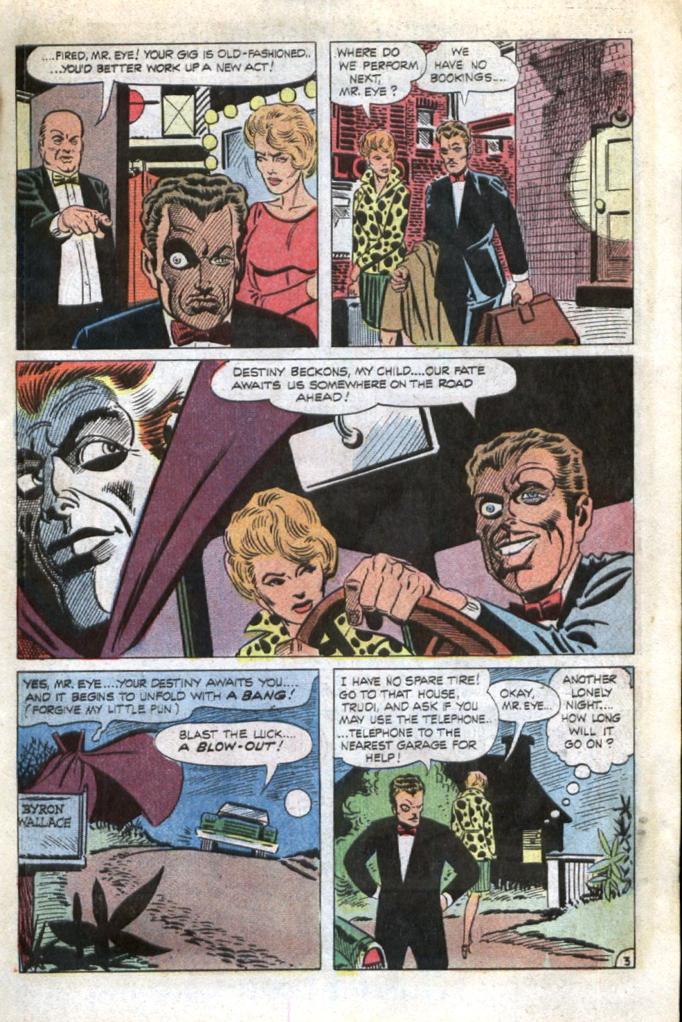 Read online Scary Tales comic -  Issue #34 - 27