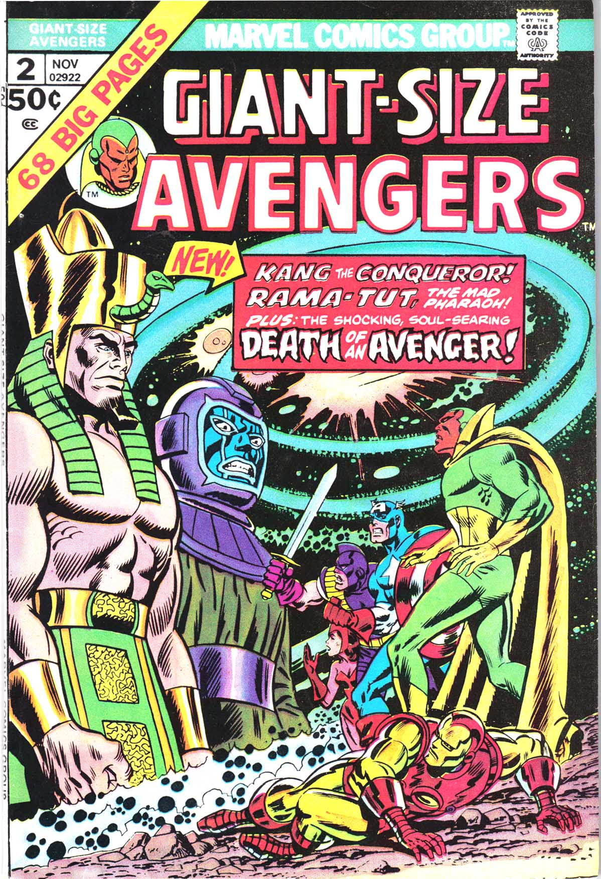 The Avengers (1963) 129b Page 1