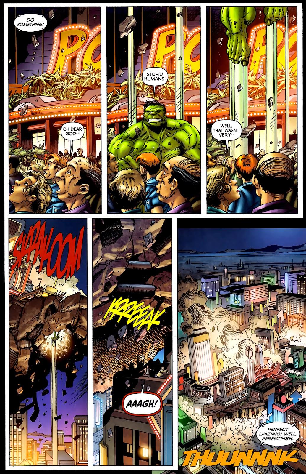 Incredible Hulks (2010) Issue #631 #21 - English 19