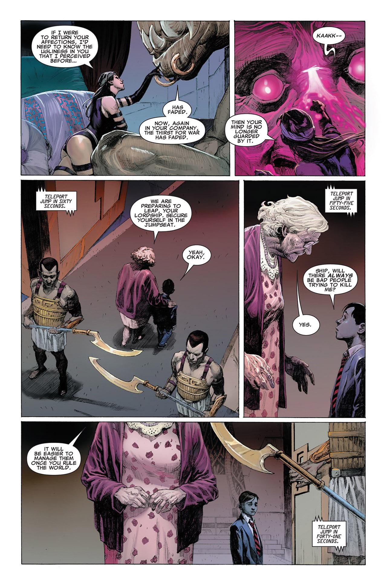 Uncanny X-Force (2010) #3 #35 - English 21