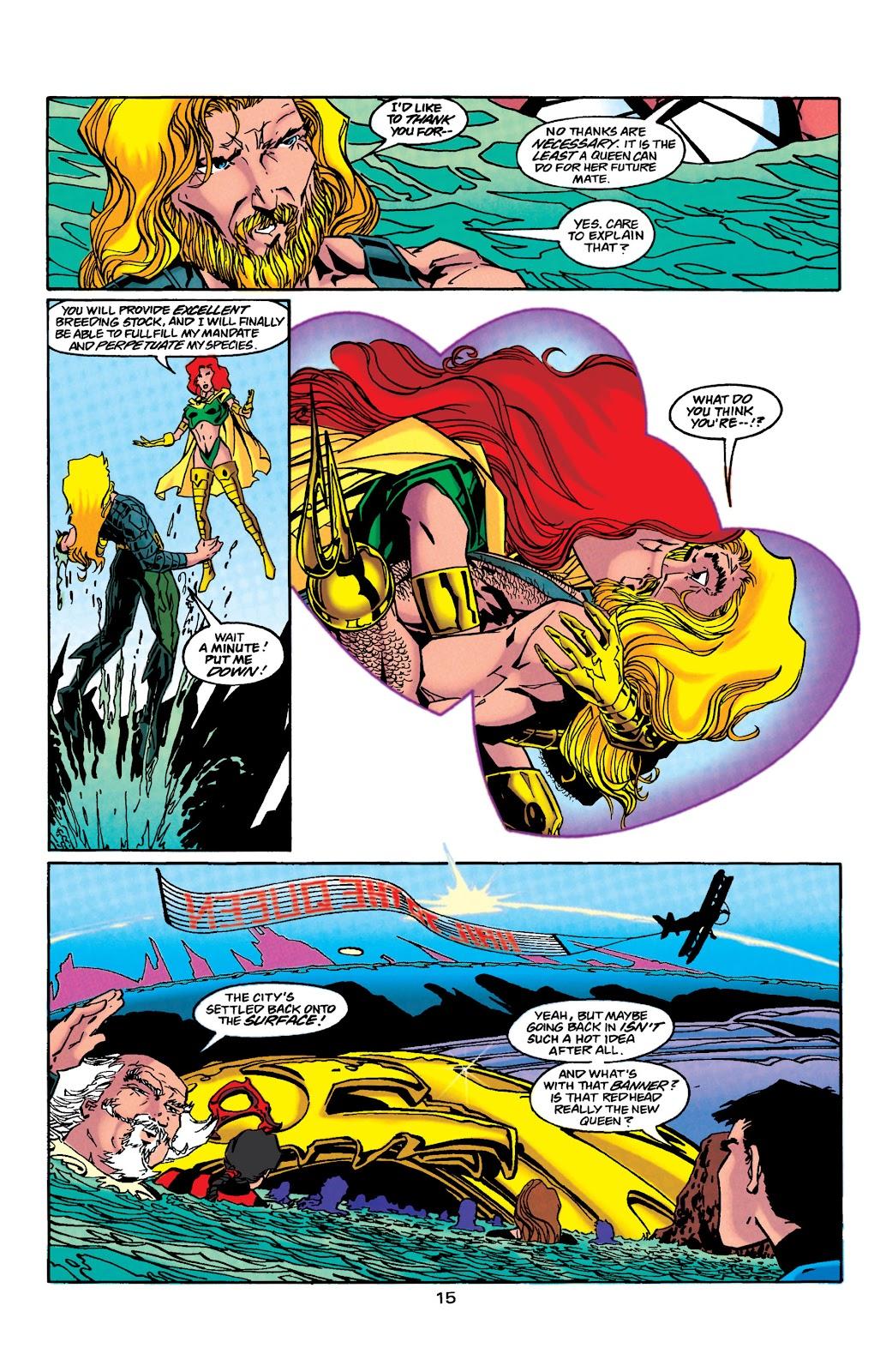 Aquaman (1994) Issue #41 #47 - English 16