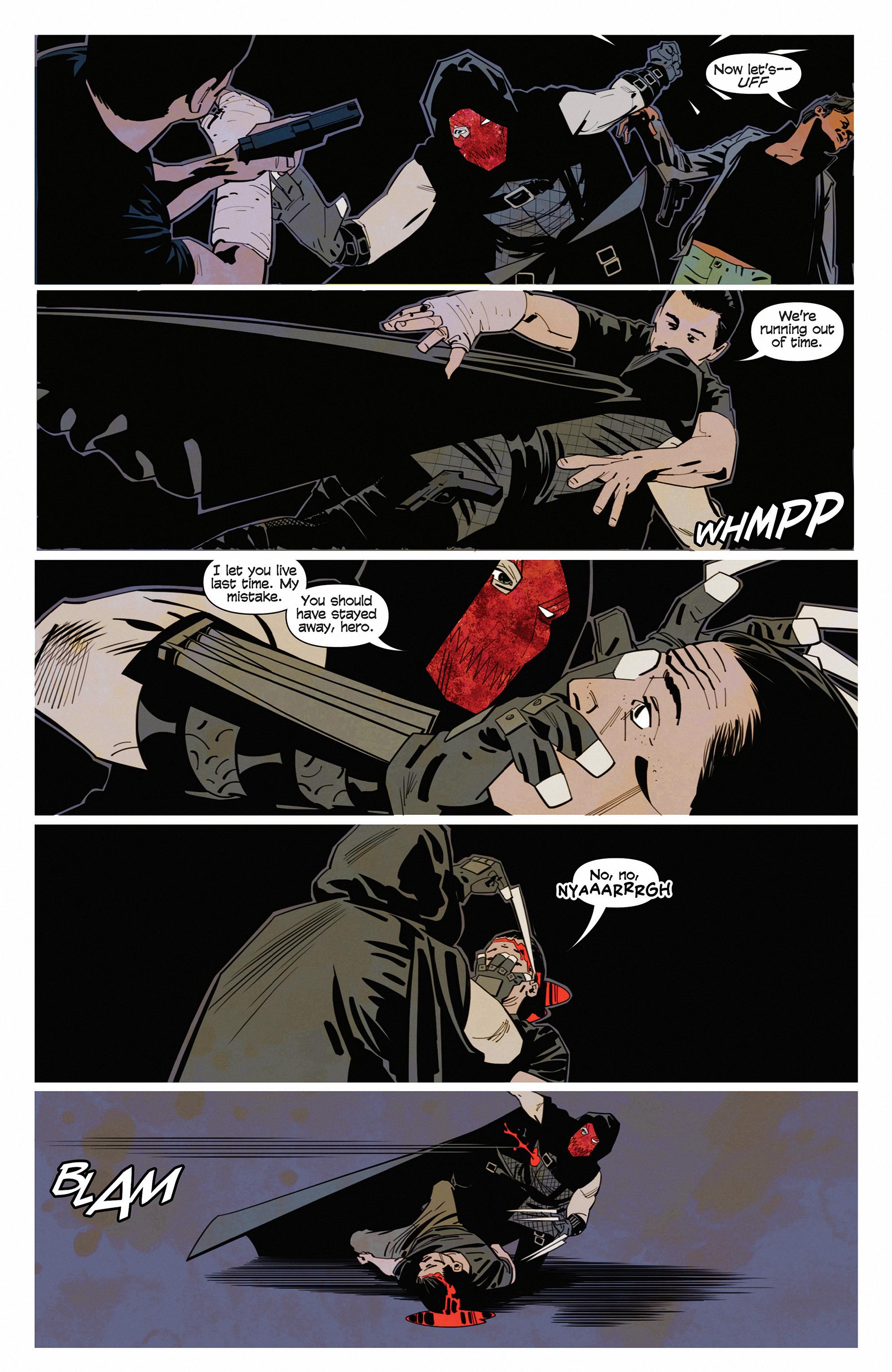 Read online Demonic comic -  Issue #5 - 19