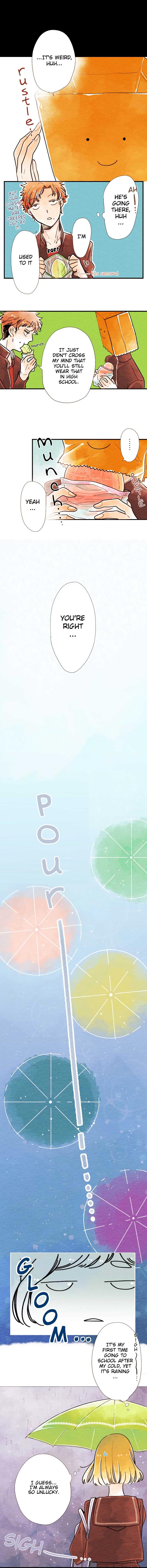 Koe Koi Ch.003: Until When?