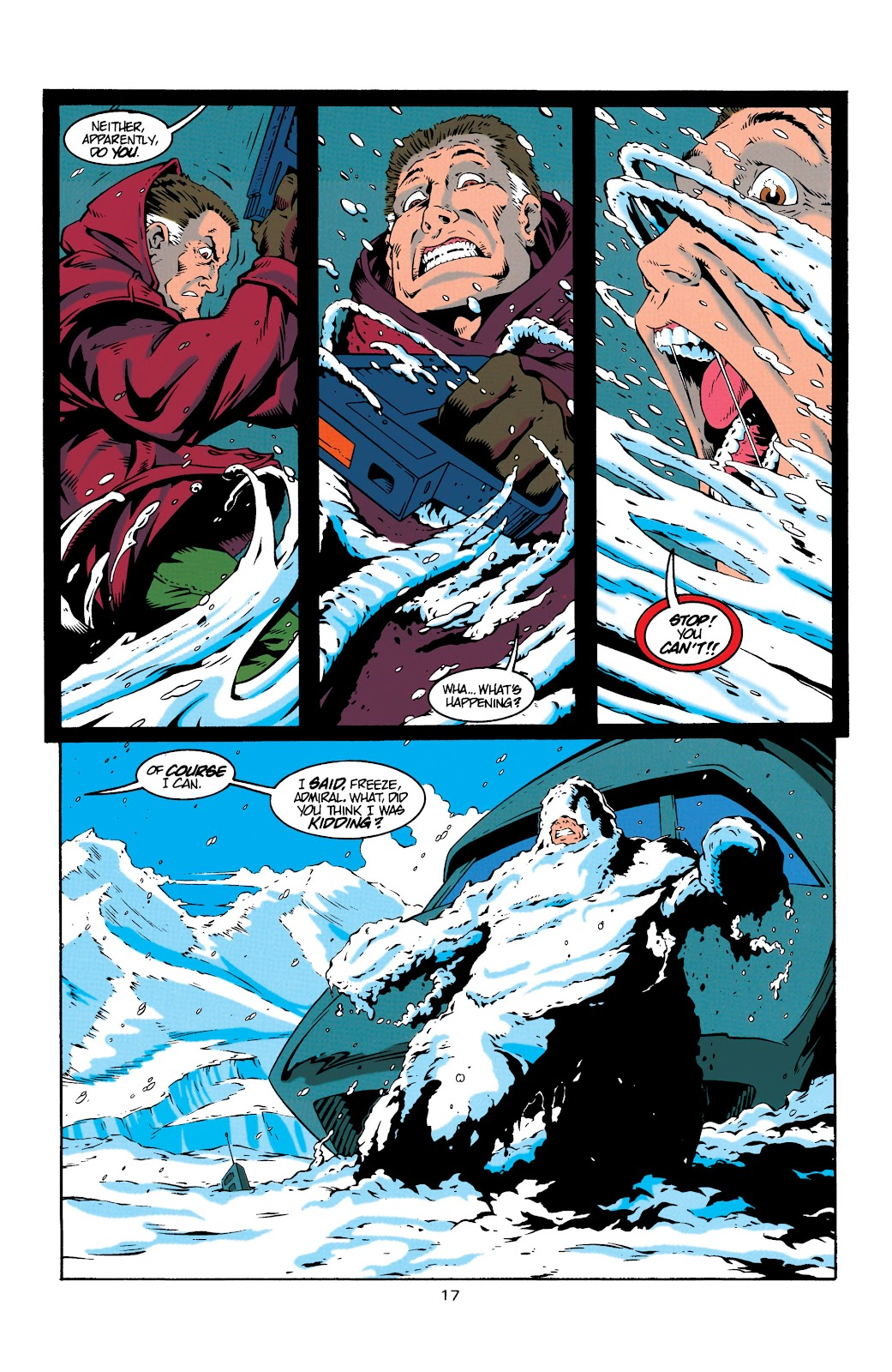 Aquaman (1994) Issue #19 #25 - English 17