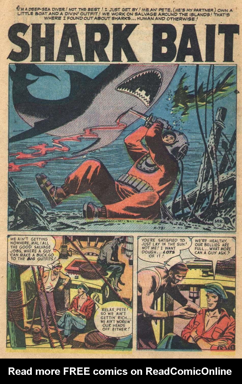 Sub-Mariner Comics #36 #36 - English 18
