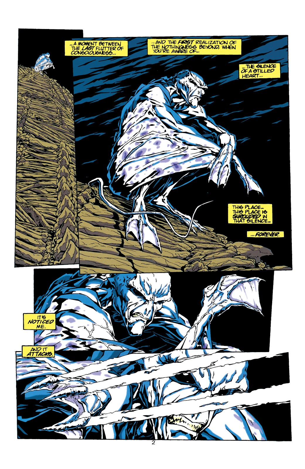 Aquaman (1994) Issue #17 #23 - English 3