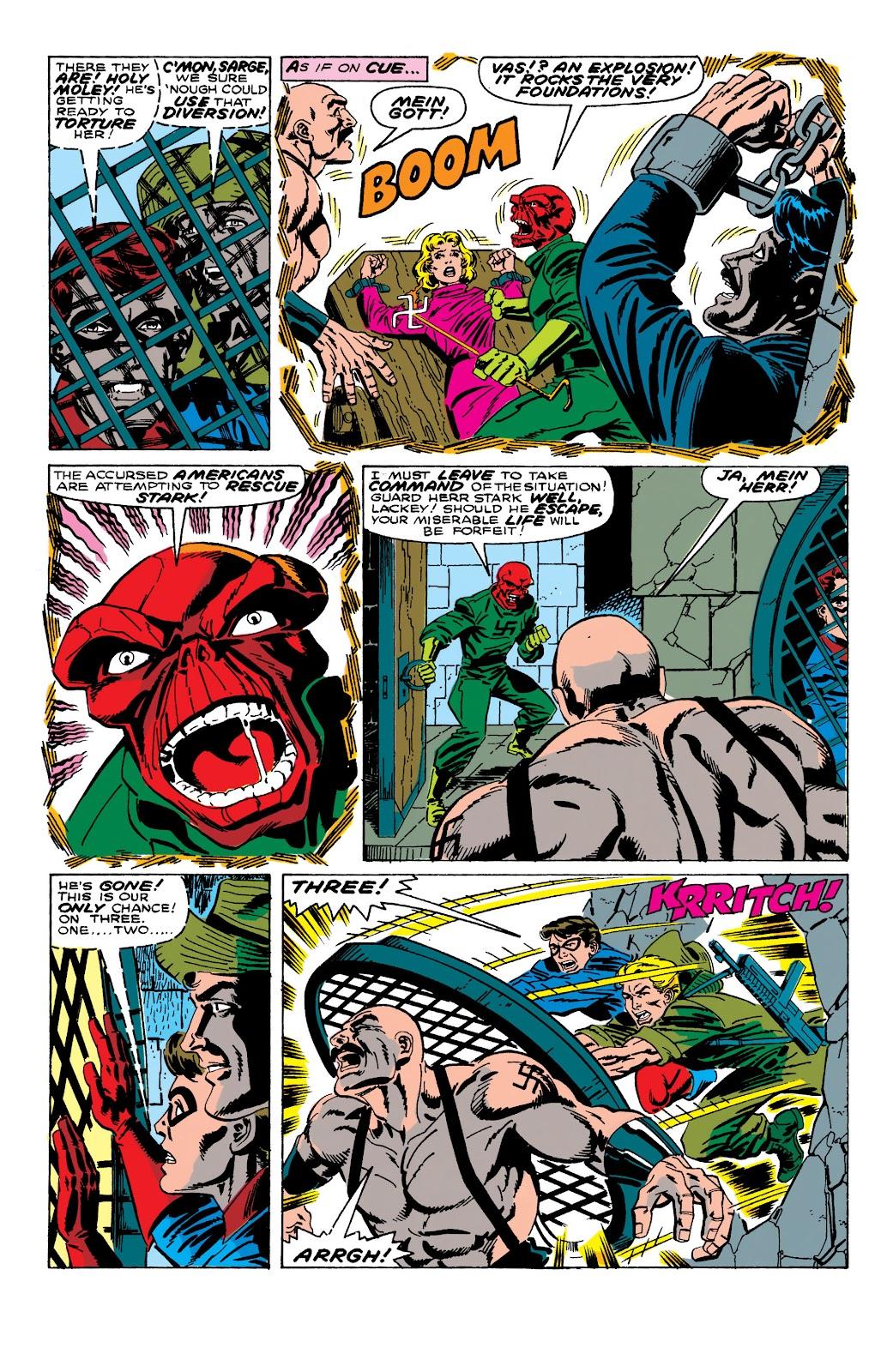 Captain America (1968) _Annual 9 #9 - English 41