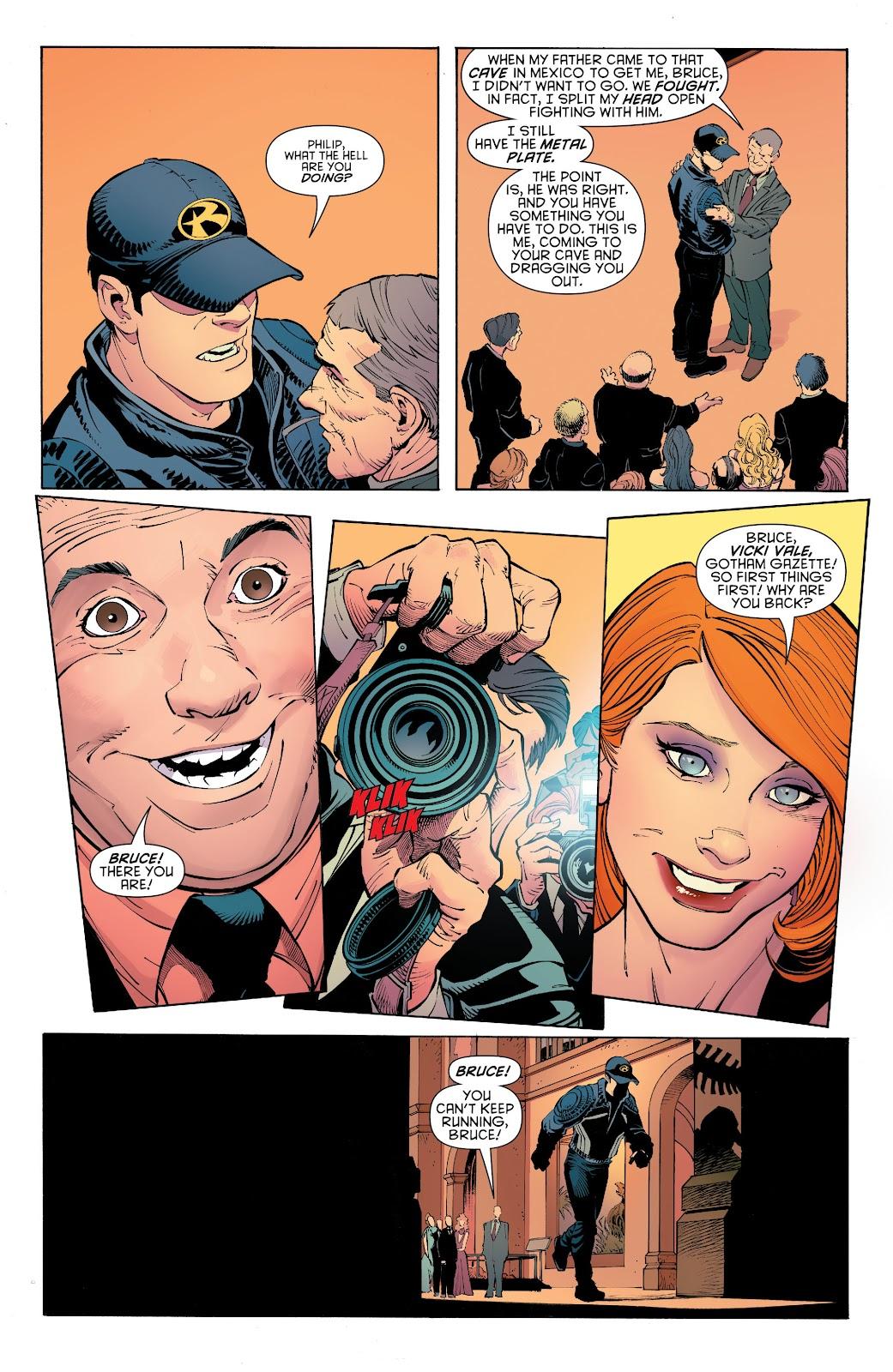 Batman (2011) Issue #22 #37 - English 18