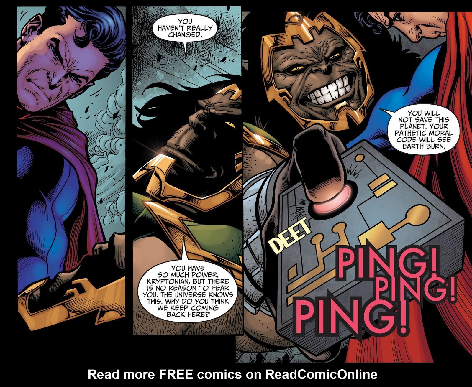 Injustice: Gods Among Us [I] Issue #23 #24 - English 16