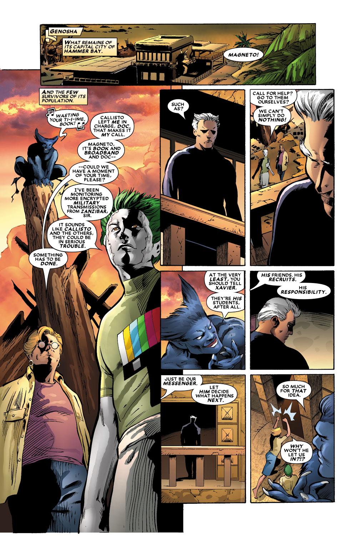 Excalibur (2004) Issue #12 #12 - English 22