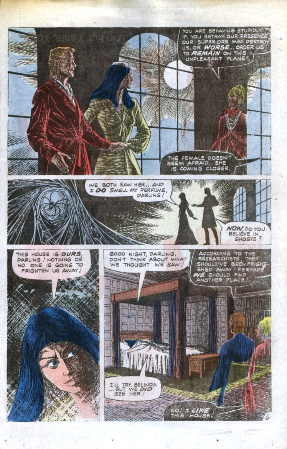 Read online Scary Tales comic -  Issue #26 - 19
