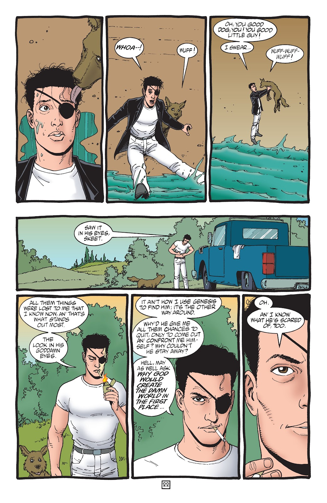 Preacher Issue #49 #58 - English 23