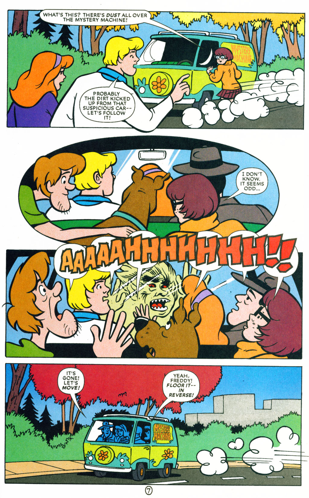 Read online Scooby-Doo (1997) comic -  Issue #71 - 20