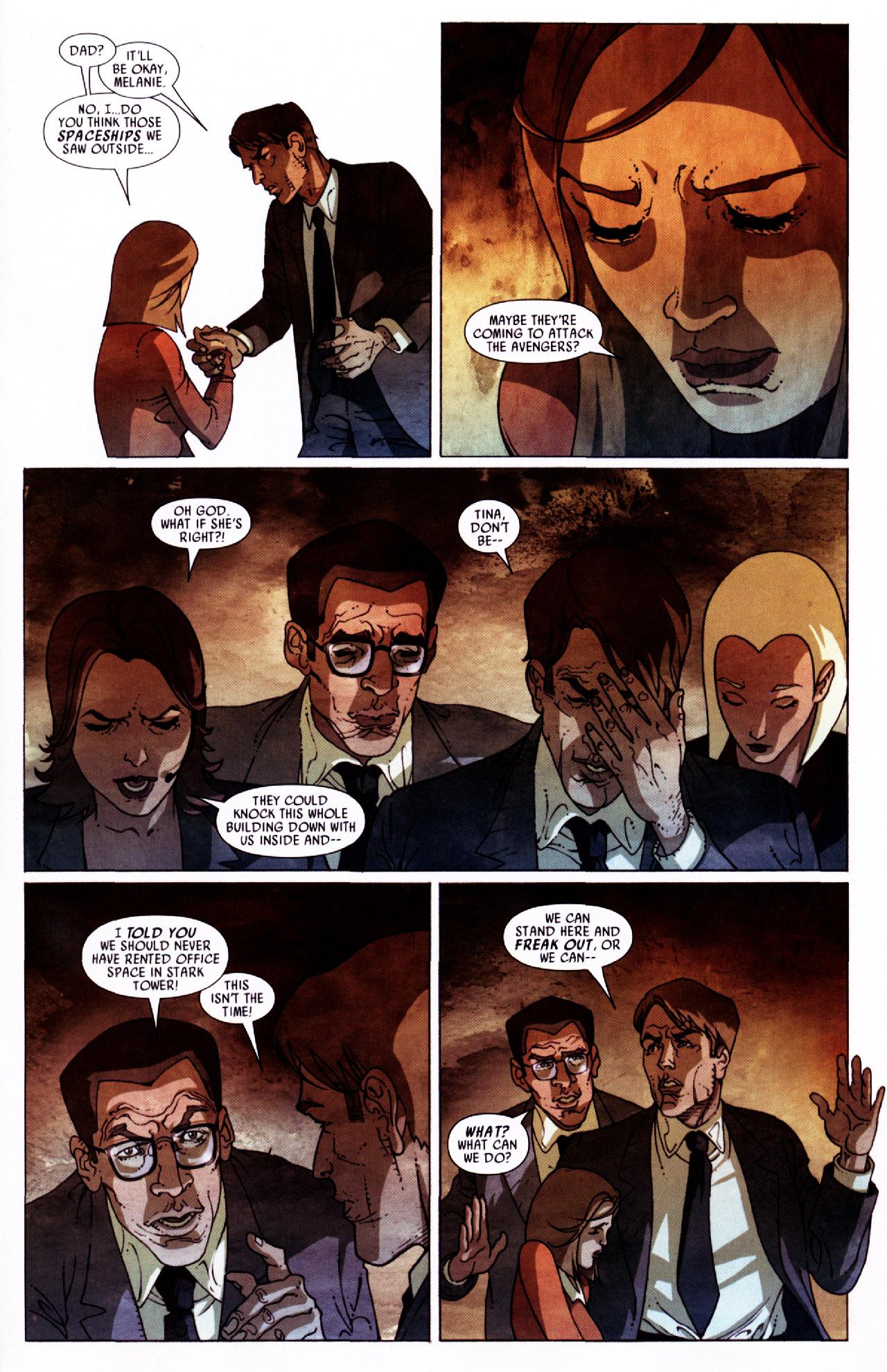 Read online Secret Invasion: Front Line comic -  Issue #2 - 14