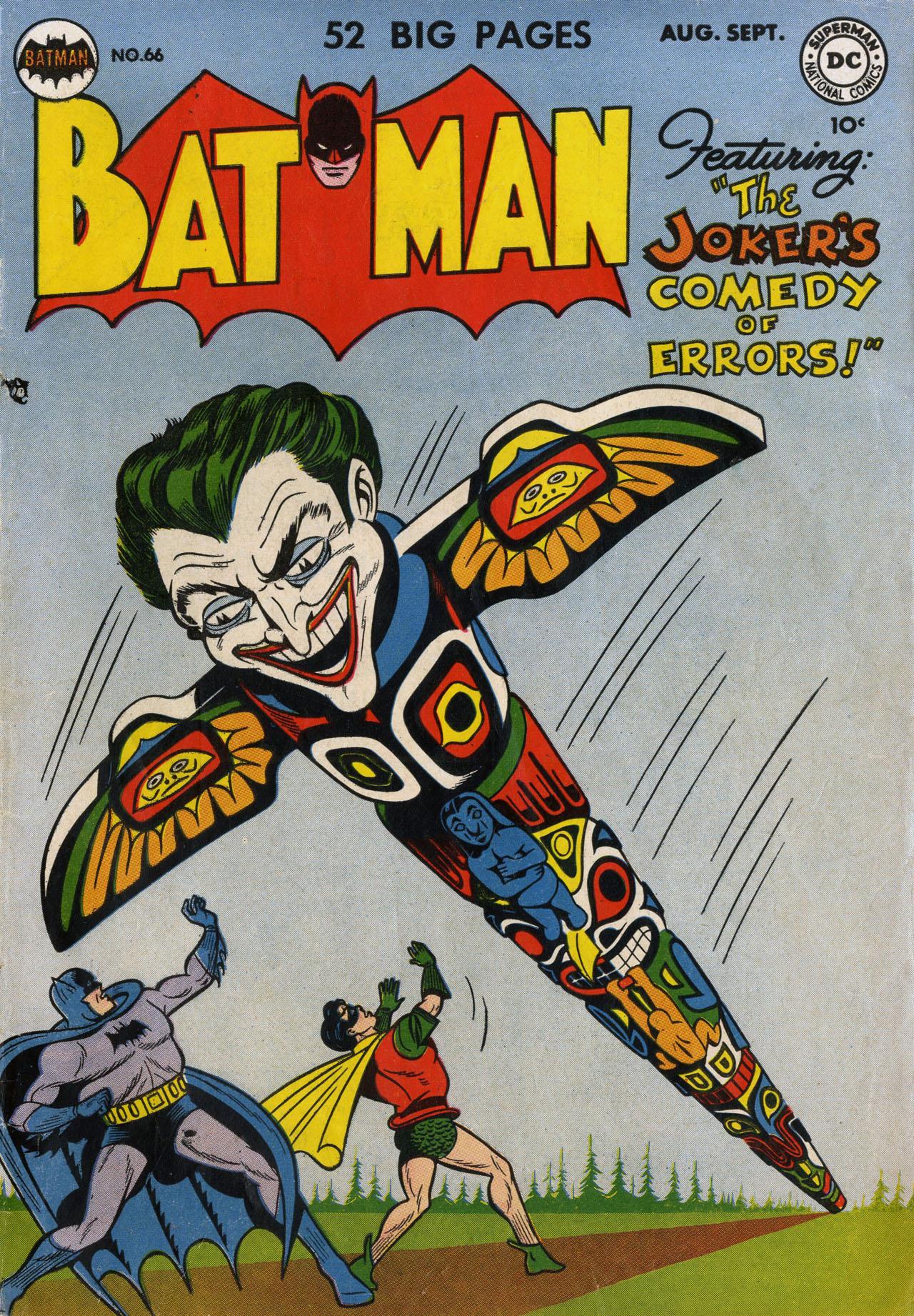 Batman (1940) 66 Page 1