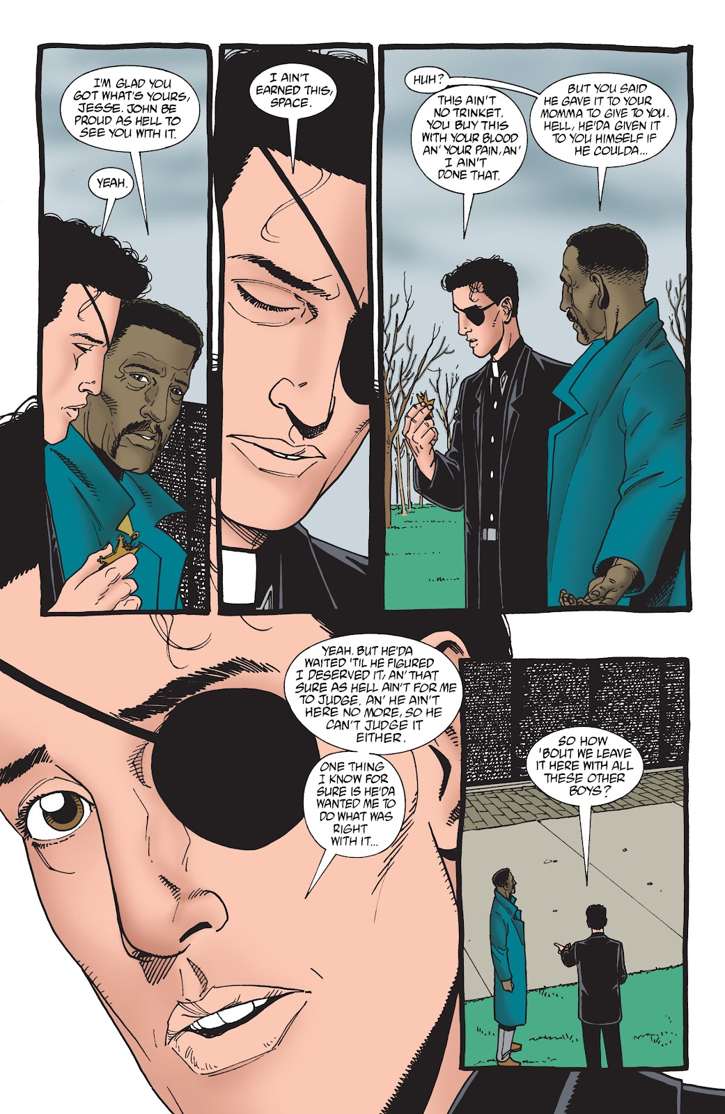 Preacher Issue #50 #59 - English 28