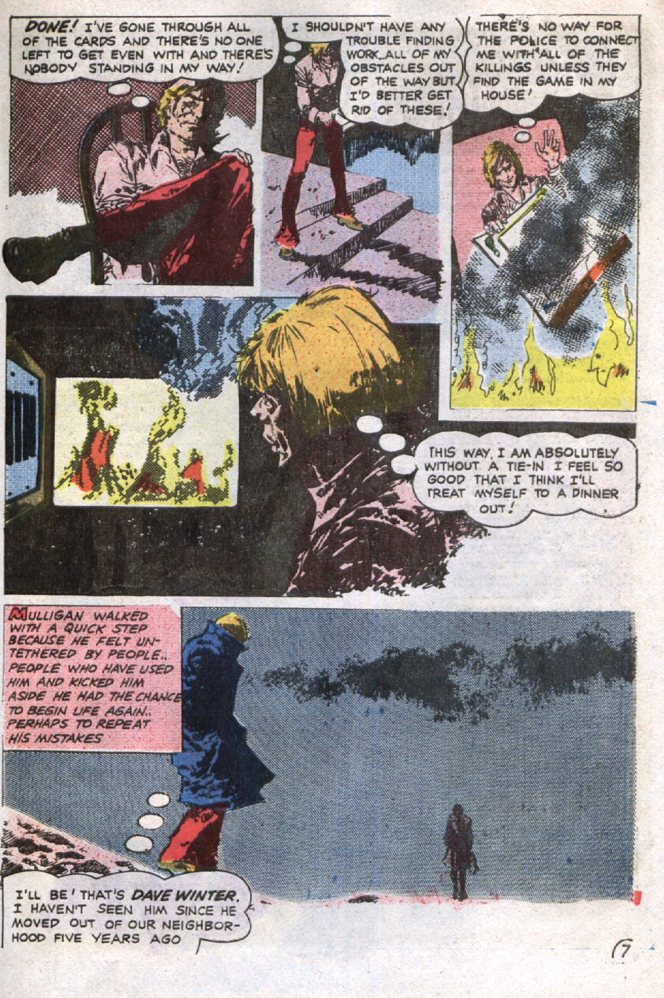 Read online Scary Tales comic -  Issue #14 - 31