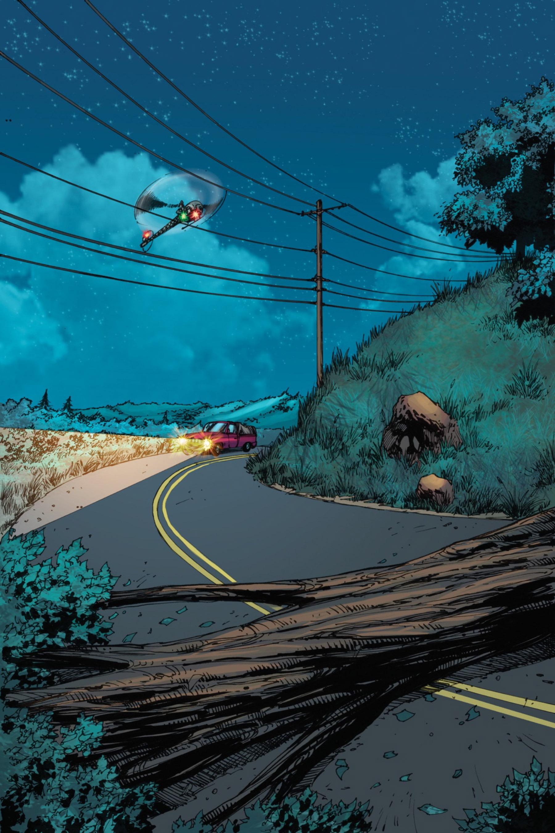 Read online Z-Men comic -  Issue #3 - 7