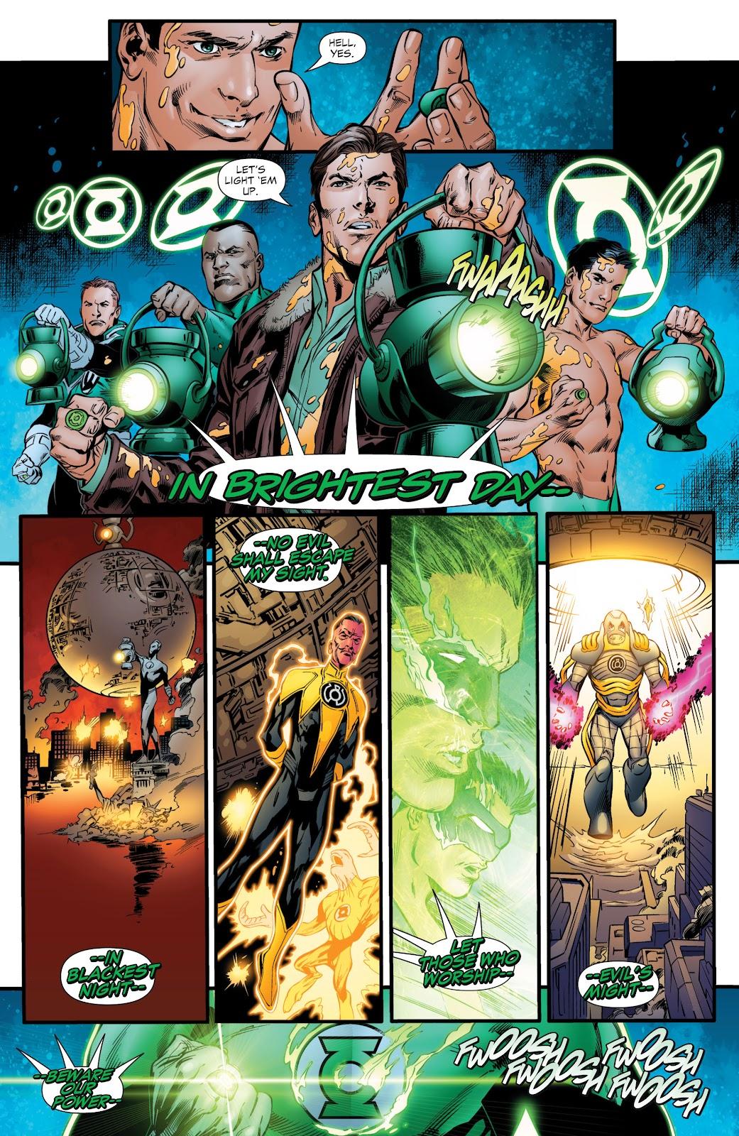 Green Lantern: The Sinestro Corps War Full #1 - English 198